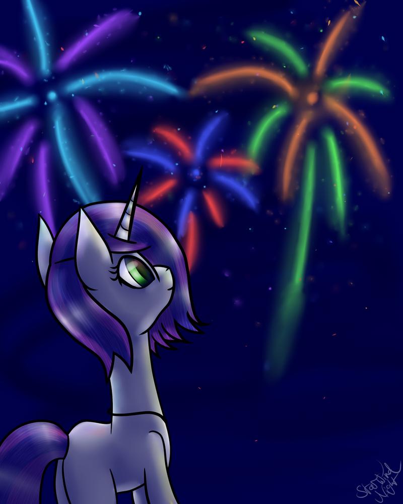 New Year by StarwindNight