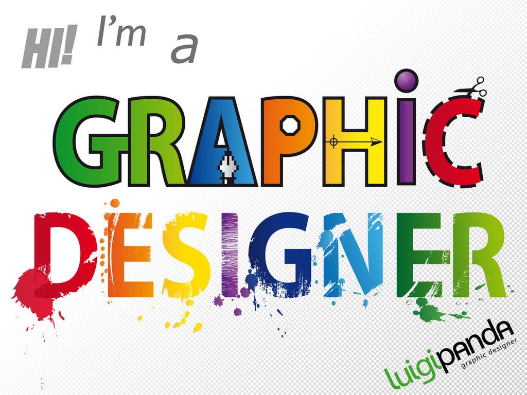 HI I'm a Graphic Designer by luigipanda on DeviantArt: luigipanda.deviantart.com/art/HI-I-m-a-Graphic-Designer-167771988