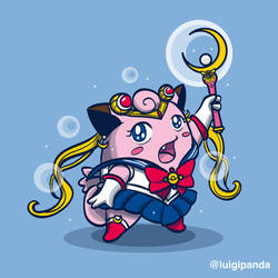 Sailor Clefairy by luigipanda