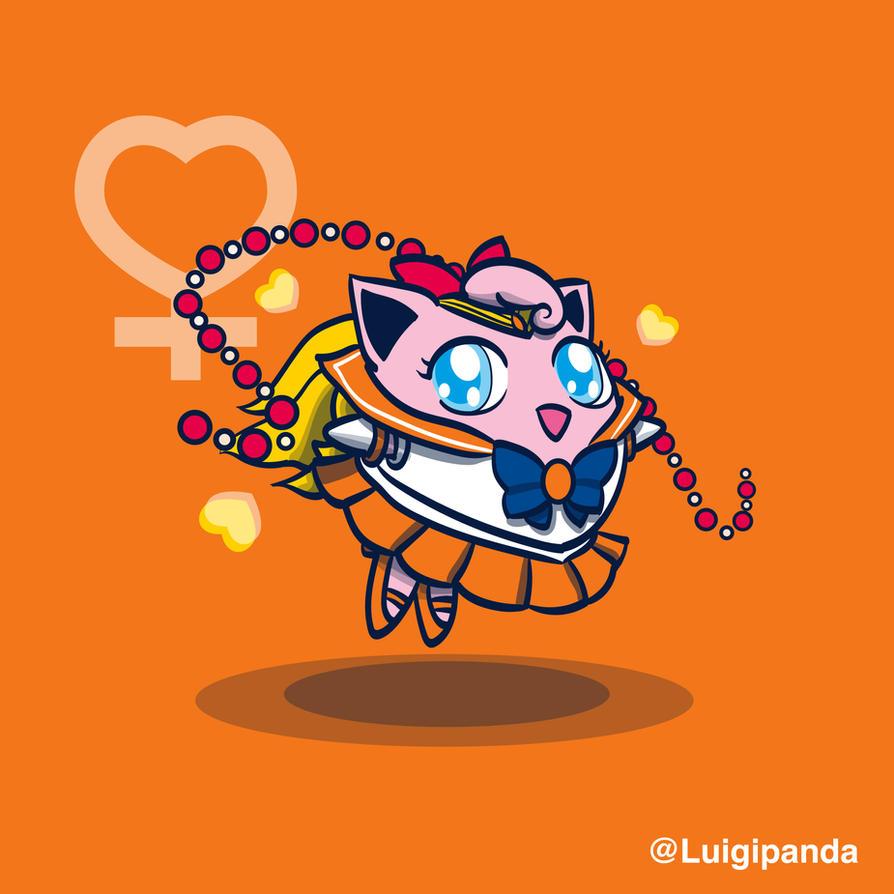 Sailor Jigglypuff by luigipanda