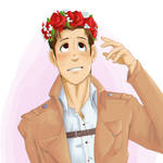 Marco flowercrown