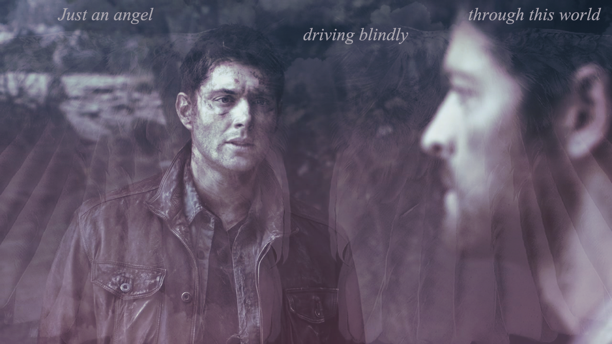 Just an angel by mistofstars