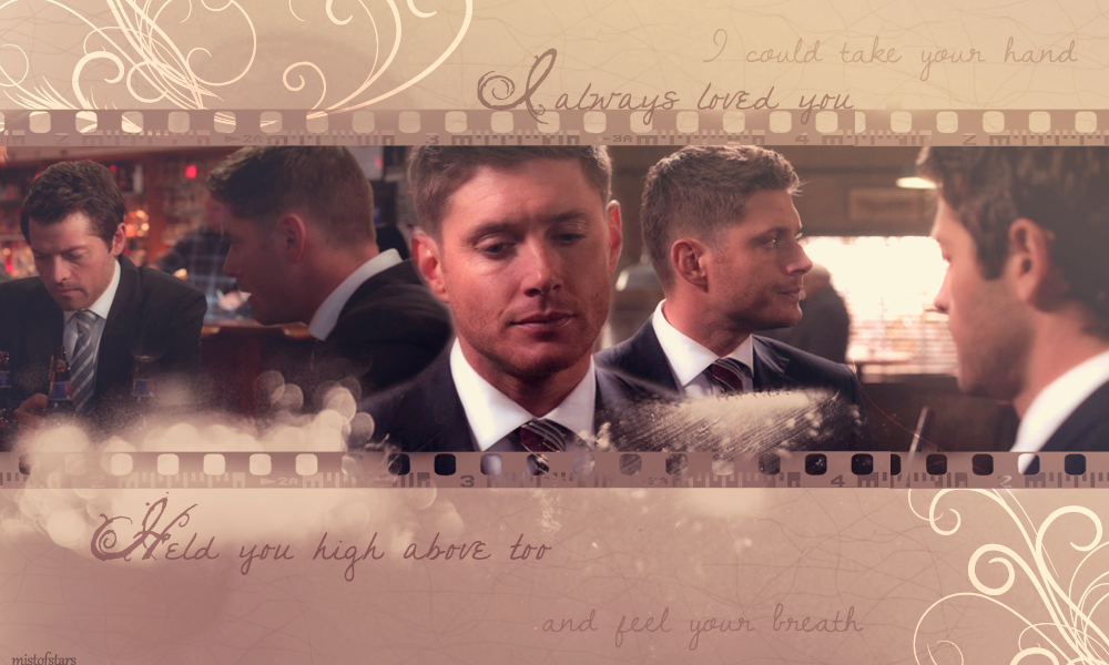 always spring destiel wallpaper - photo #3