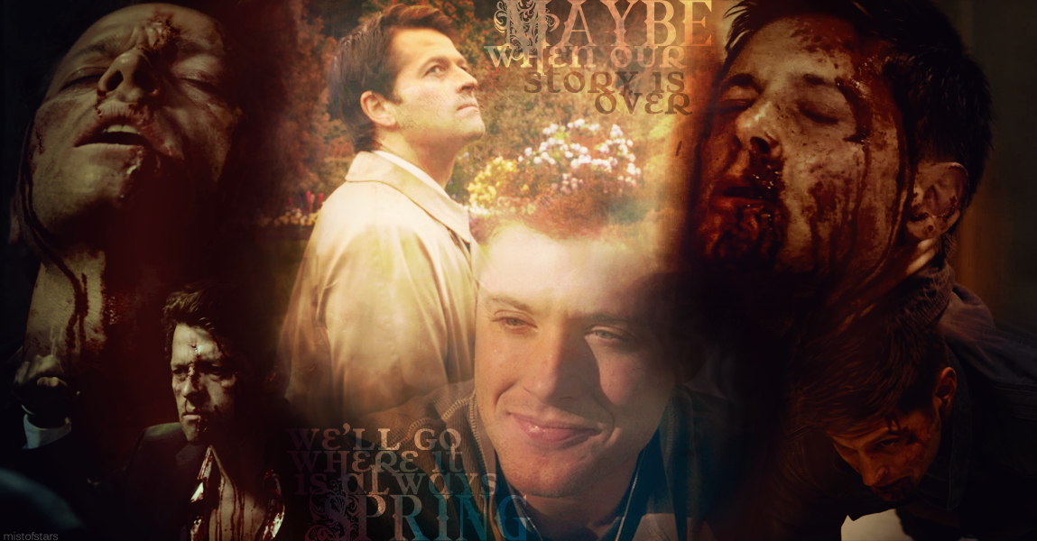 always spring destiel wallpaper -#main