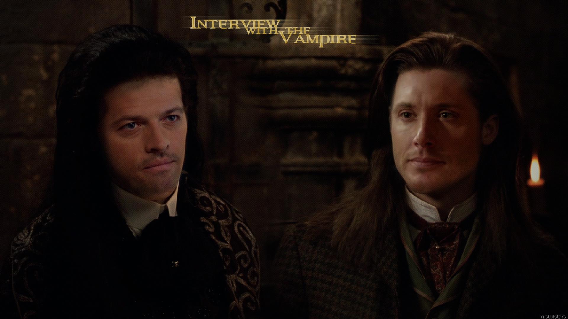Interview with the vampire (Destiel edit) by mistofstars