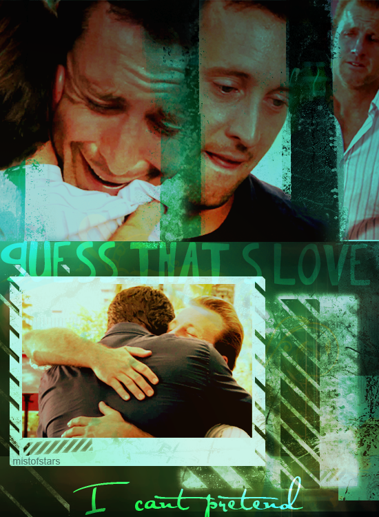 McDanno That is love 3x06 by mistofstars