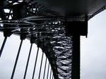 Inside the Tyne Bridge