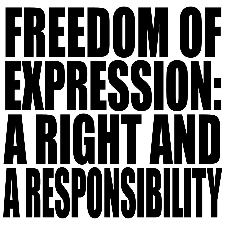 discussion limits freedom expression