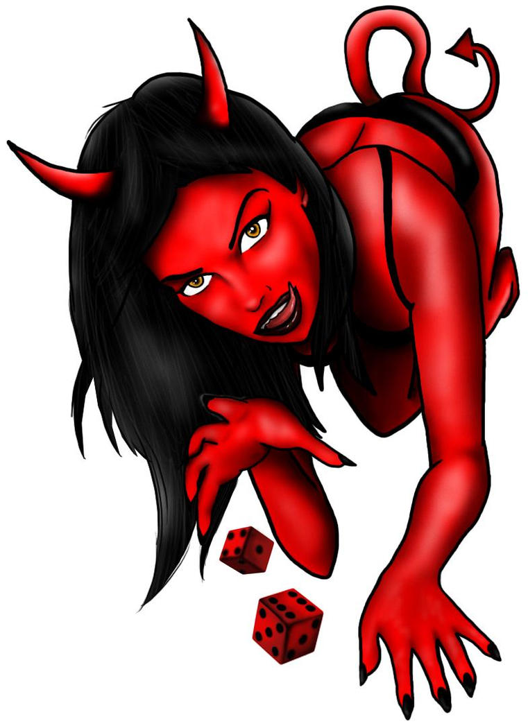 Modest_Devil I can become your personal hottest devil if you are nice and generous to me ;) custom pic 1