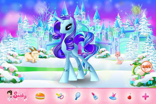 Ice Pony