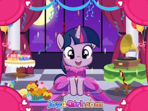 my little Pony Prom twi