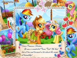 my little pony farmfest