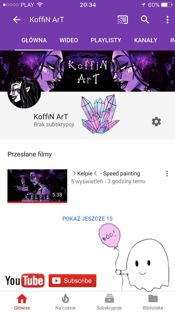 Koffin Art on You Tube channel by KoffinKorps