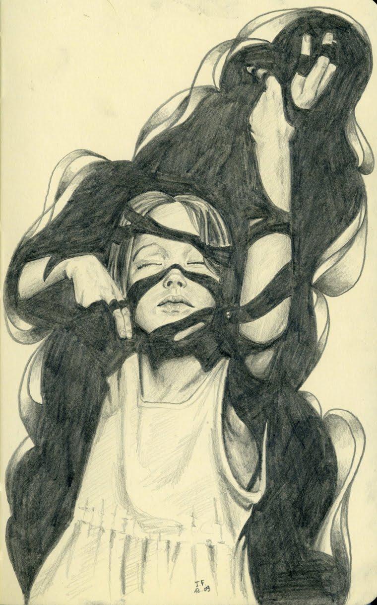 In her dream by Gwendolinoleum