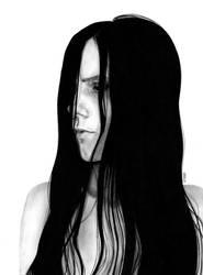 Portrait of my wife
