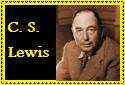 C. S. Lewis Stamp by LegendaryWriter