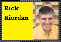 Rick Riordan Stamp