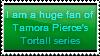 Tortall Series Stamp by LegendaryWriter