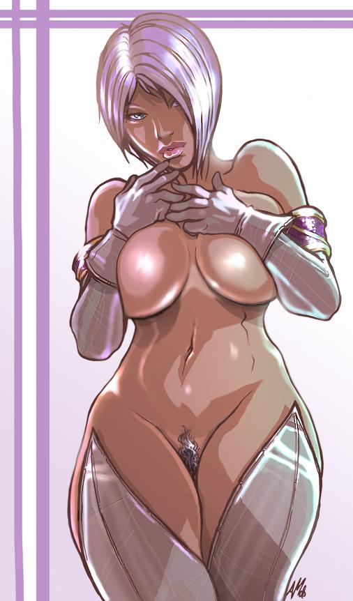 Hentai Ivy by *Ganassa on deviantART