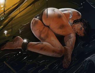 Lara Croft by Ganassa