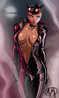 Catwoman: Arkham City version