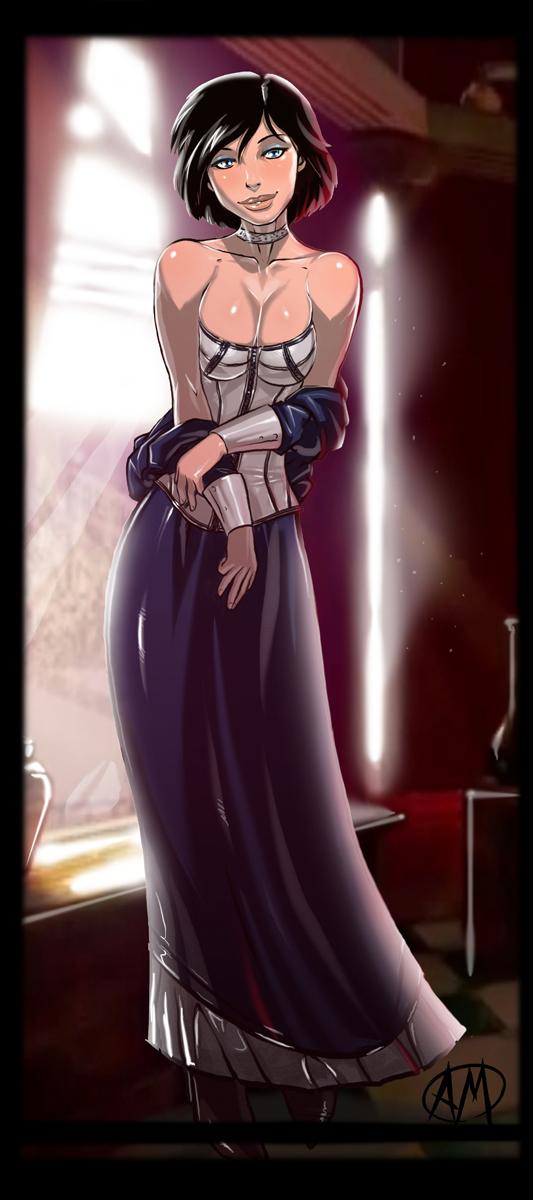 Elizabeth - Bioshock Infinite by Ganassa
