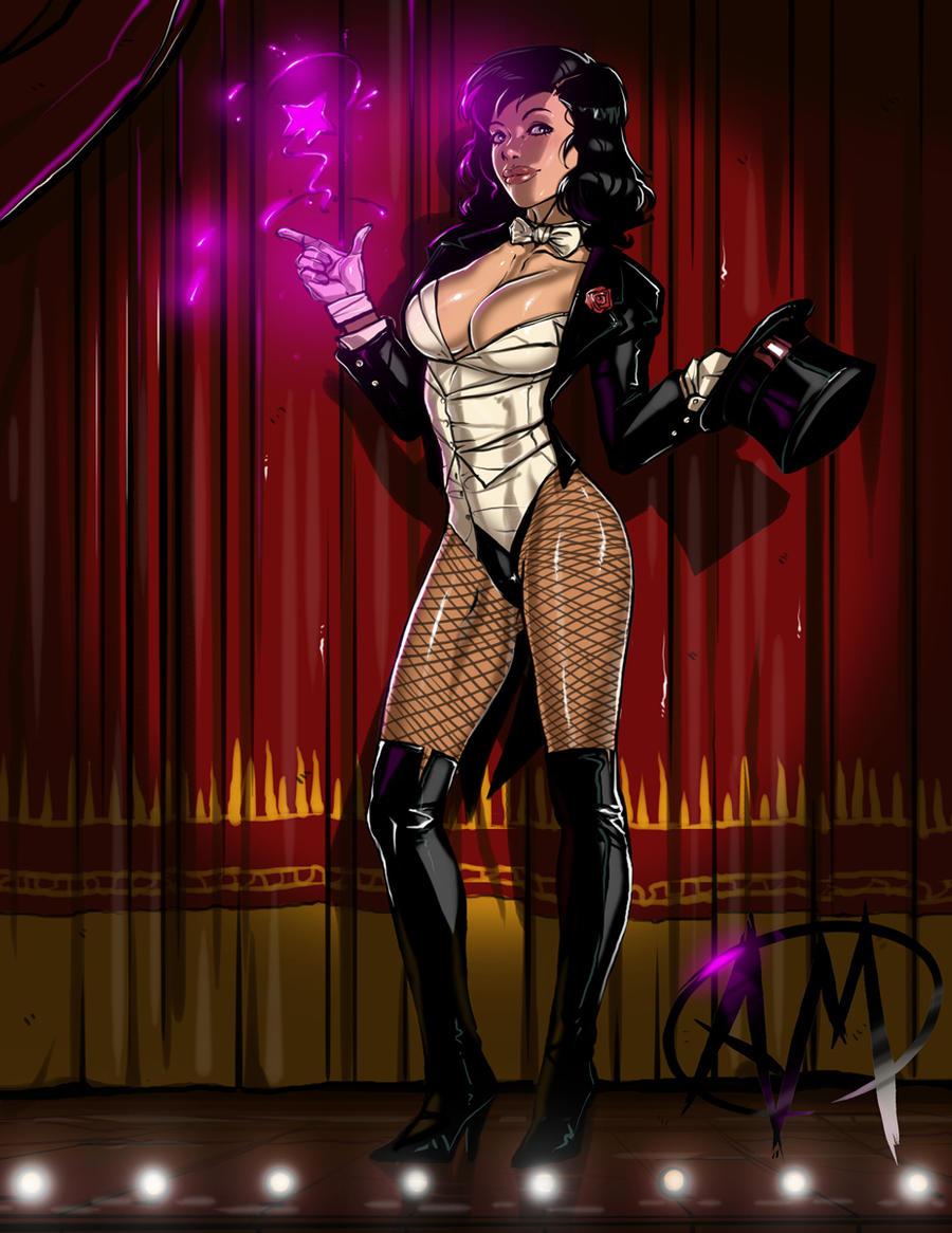 Dc Comics - Zatanna