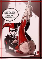 Harley Quinn by Ganassa