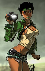 Beyond Good and Evil - Jade