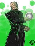 CC / RA - Antagonists - Kane