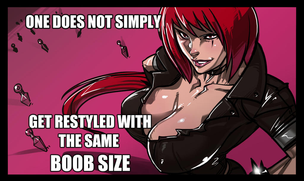 One Does not Simply... N 4 - Katarina by Ganassa