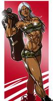 Vanessa Lewis - Virtua Fighter by Ganassa