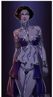 God of War : Ascension slave