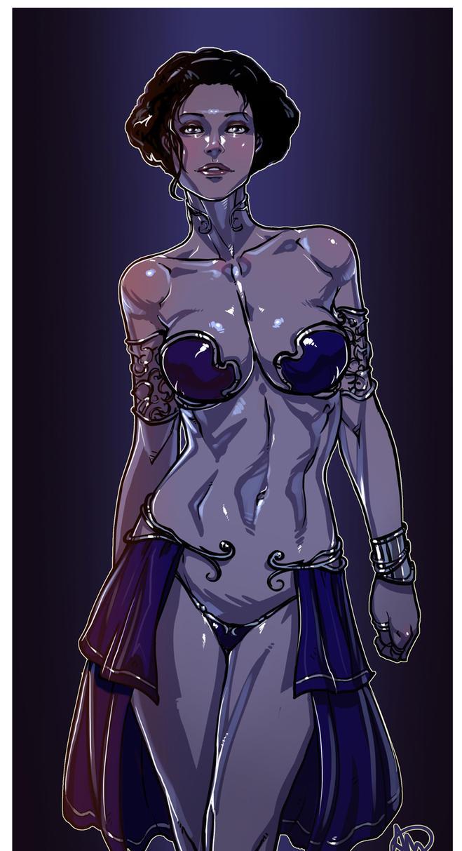 God of War : Ascension slave by Ganassa