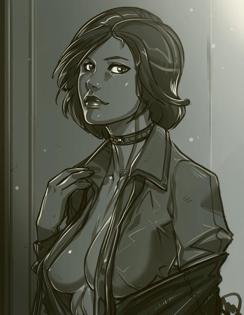 Bioshock Infinite: Elizabeth by Ganassa