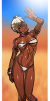 Street Fighter - Elena