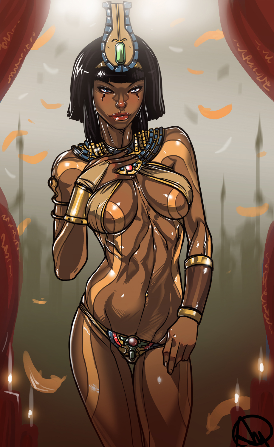 SMITE - Neith by Ganassa