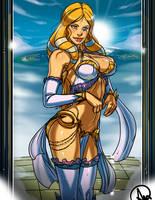 SMITE - Aphrodite by Ganassa