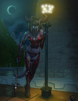 Lurry The Death Knight