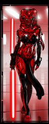 Sith Furies - Darth Talon by Ganassa