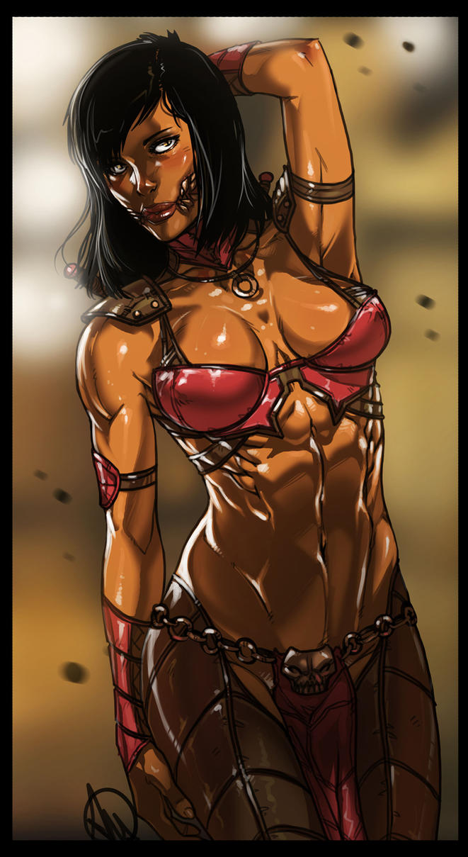 Mortal Kombat Sexy Nude Porn 105