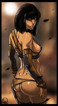 Mortal Kombat X - Tanya