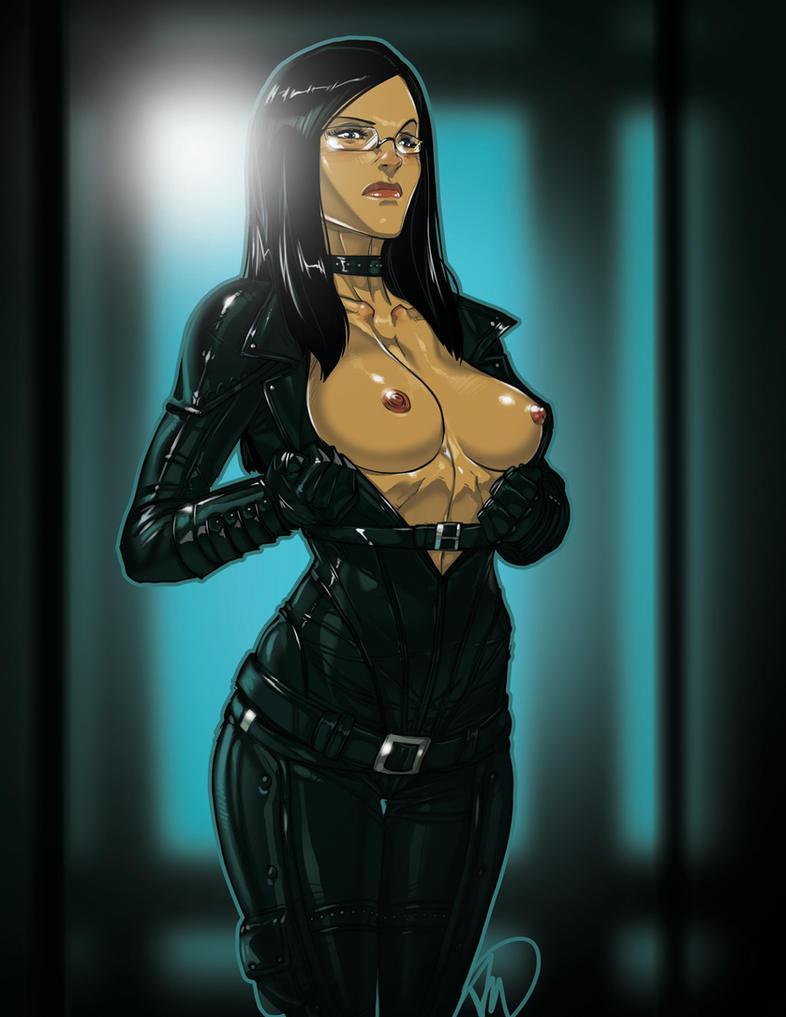 G.I. Joe movie Baroness by Ganassa