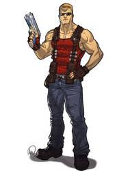 Duke Nukem commission