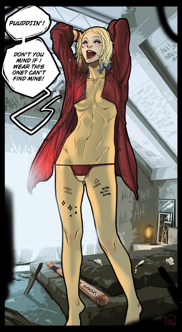 Suicide Squad - Harley Quinn by Ganassa