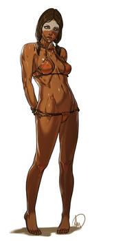 Opia Apito bikini ver. commission