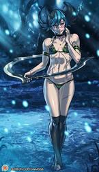 Soul Calibur Tira public post by Ganassa