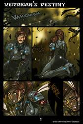 Kerrigan's Destiny Page 1 by Ganassa