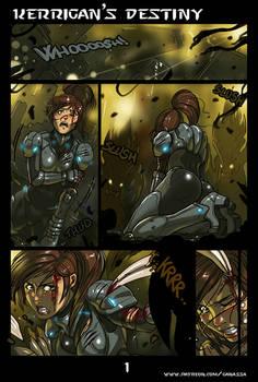 Kerrigan's Destiny Page 1