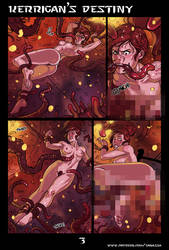 Kerrigan's Destiny Page 3 by Ganassa